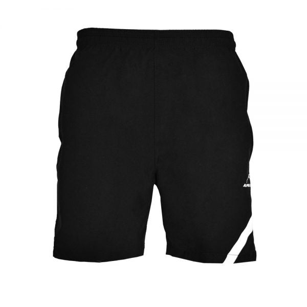 MEN'S MICRO PEACH SHORT – JET BLACK ! Apollo Sports