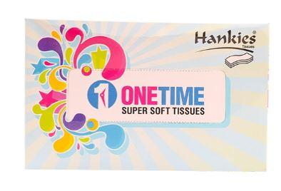 HANKIES ONE TIME SUPER SOFT 2PLY