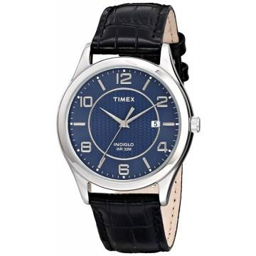 Timex Men's Blue Black Watch - T2P451