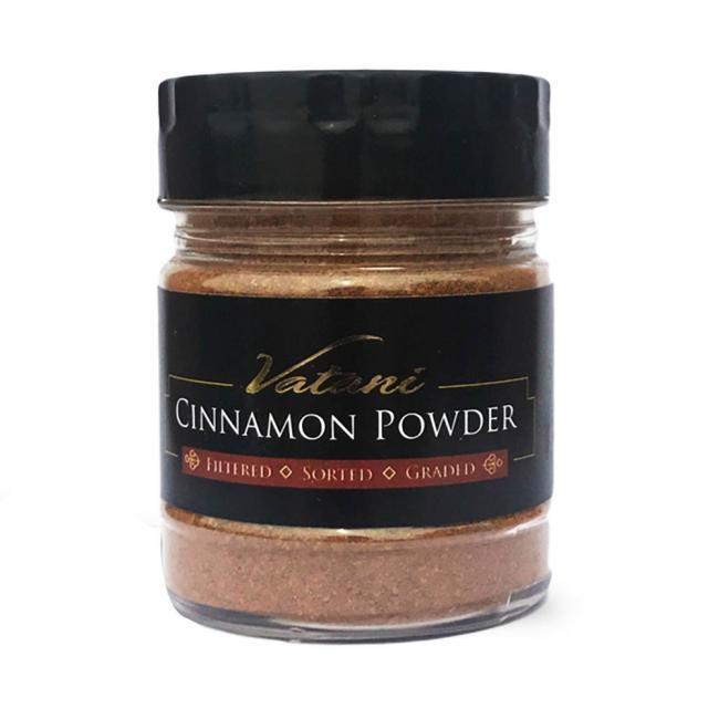 VATANI CINNAMON POWDER 60GM