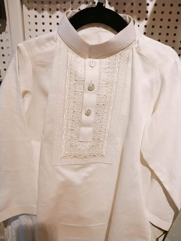 Embroidered Kurta Shalwar | IEZ Kids Collection