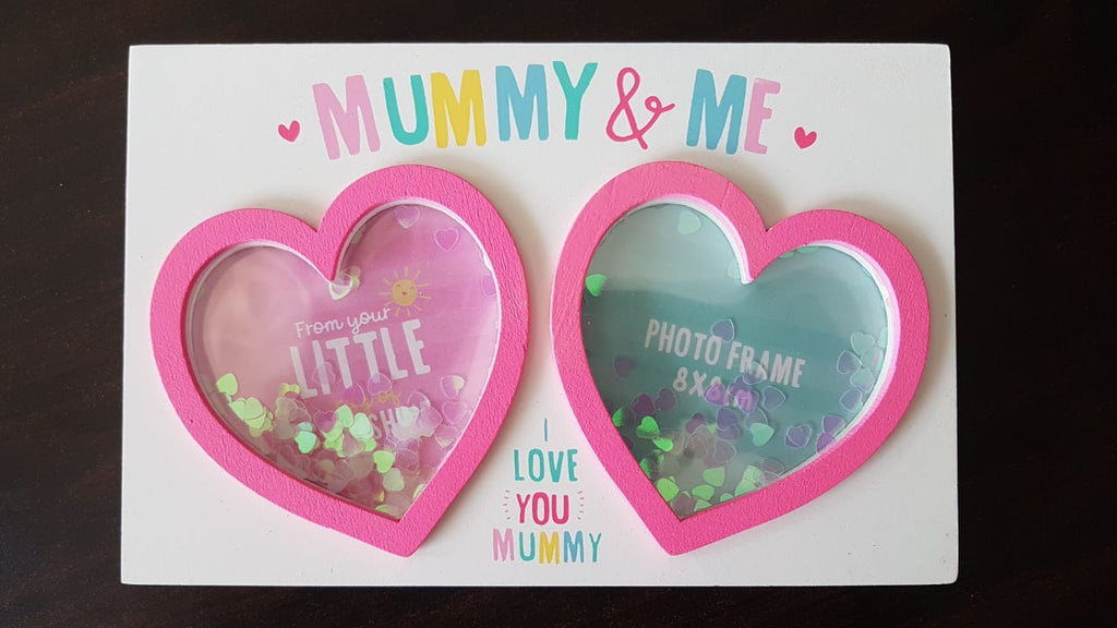 Mommy & Me Photo Frame | Mother's Day Gift