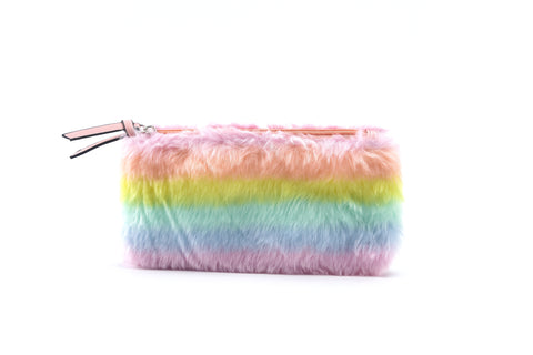 Furry Beauty Bag | Funky Fish