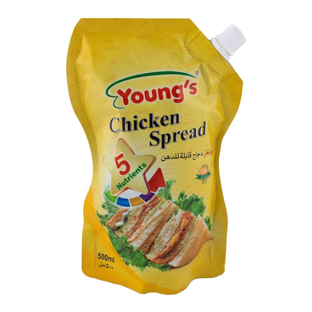 Youngs Chicken Spread 500ml