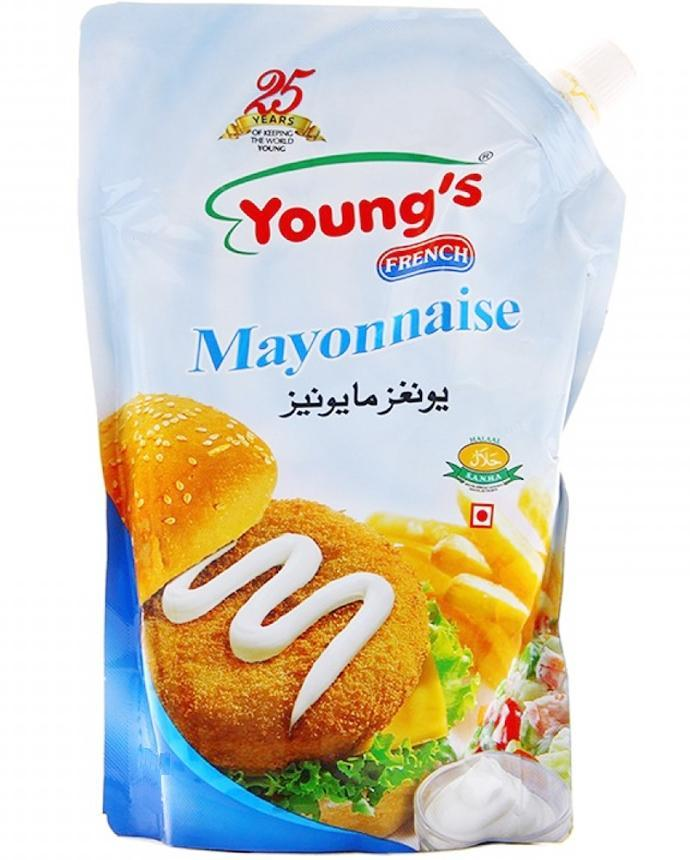Youngs French Mayonnaise 2kg