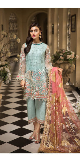 Anaya By Kiran Chaudhary LA BELLE SOIREE Collection'19 LEAH AC19-06