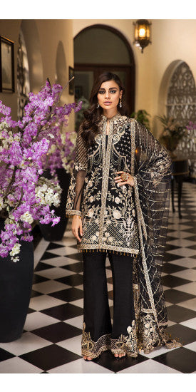Anaya By Kiran Chaudhary LA BELLE SOIREE Collection'19 NORA AC19-08