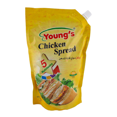 YOUNG'S CHICKEN SPREAD POUCH 1 LITRE