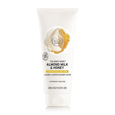 Almond Milk & Honey Soothing & Restoring Body Lotion ITEM 55512