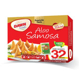 DAWN ALOO SAMOSA (PARTY PACK) WEIGHT(GRAMS) 900