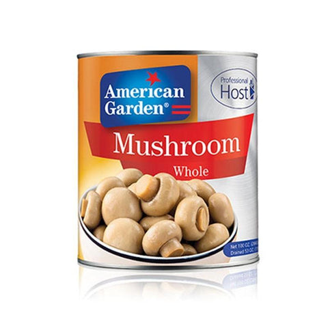 AMERICAN GARDEN MUSHROOM WHOLE 400GM