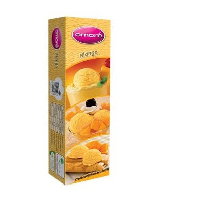 Omore Mango Brick Ice Cream 750 ml