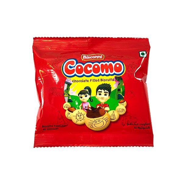 BISCONNI COCOMO DOUBLE CHOCOLATE T/P