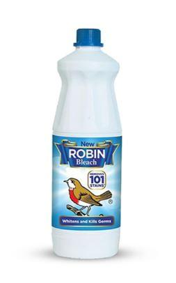 NEW ROBIN LIQUID BLEACH