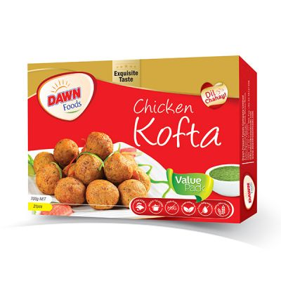 DAWN CHICKEN KOFTA (VALUE PACK) WEIGHT(GRAMS):  700