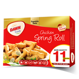 DAWN CHICKEN SPRING ROLL (REGULAR PACK) WEIGHT(GRAMS):  220