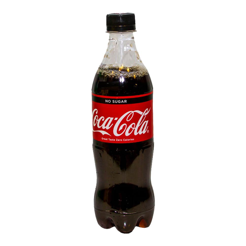 COCA COLA ZERO SUGAR BOTTLE 500 ML