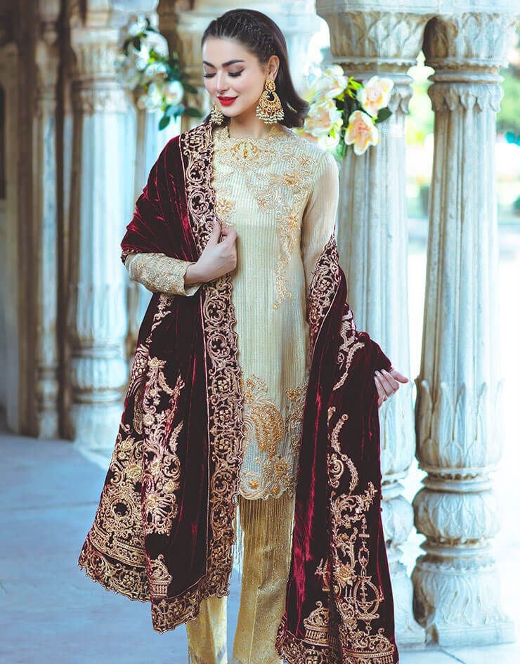 Rang Rasiya Wedding Collection (CHATOYER D 07)
