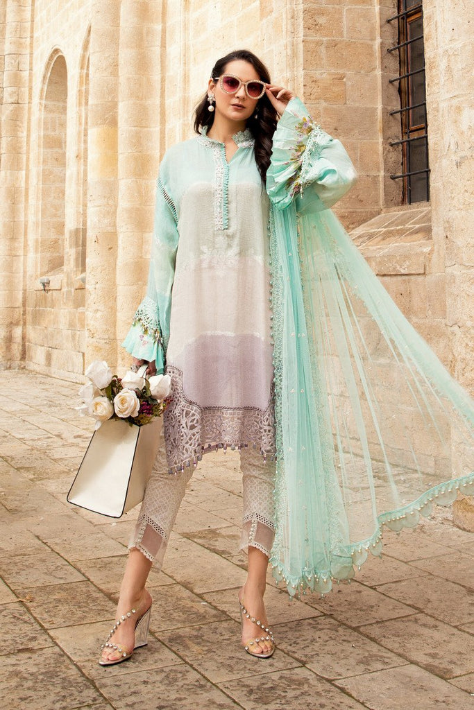 Maria.B Eid Lawn Collection'21
