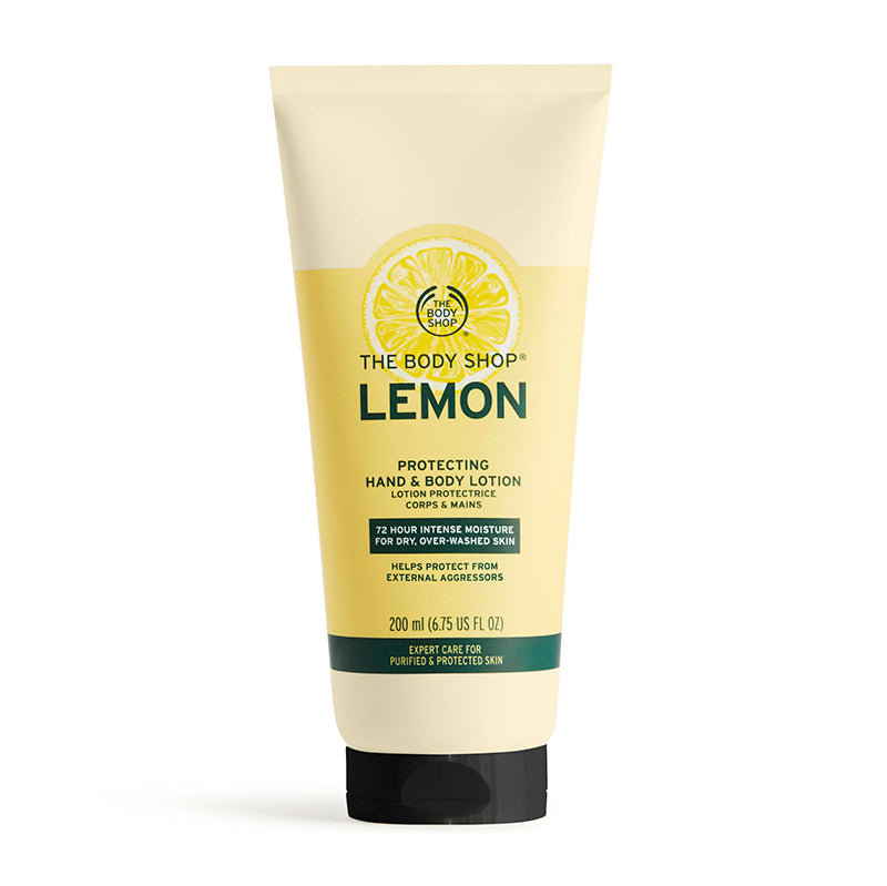 Lemon Protecting Hand & Body Lotion ITEM 12280