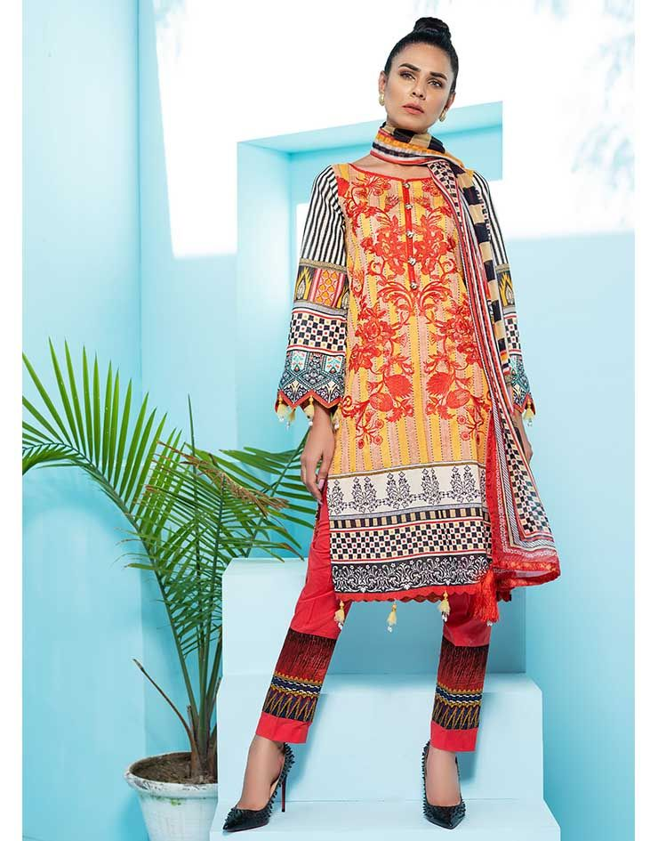 Rang Rasiya Florence Summer Collection'20 F-548