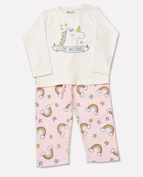 Minnie Minors Sleepwear GNW-098-MULTI-7000000167202