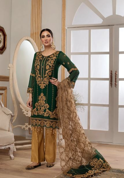 Mehrma by Mohagni Chiffon Collection'20 MGO-07