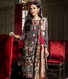 Cross Stitch SUNSET BOULEVARD-KHADDAR & LINEN '19 GARA FLORET