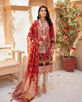 Gulaal Luxury Lawn Collection'21