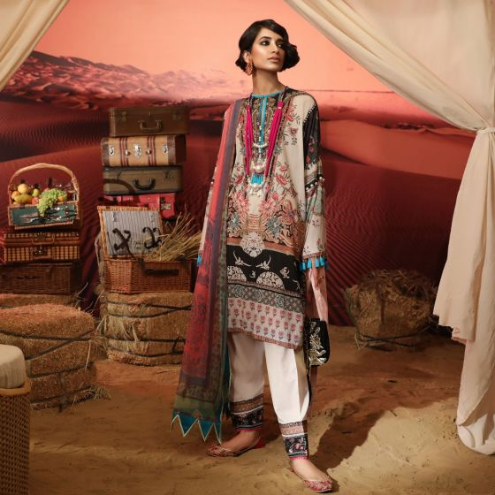 Sana Safinaz Mahay Collection'19 H191-010A