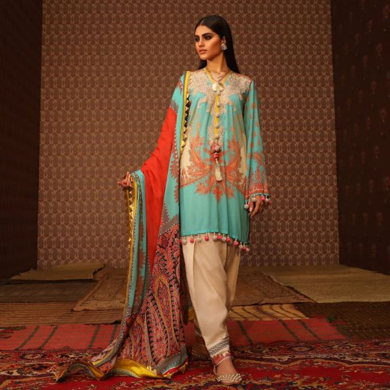 Sana Safinaz Mahay Collection'19 H191-012A
