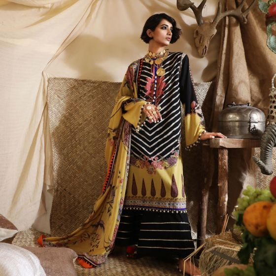 Sana Safinaz Mahay Collection'19 H191-003A