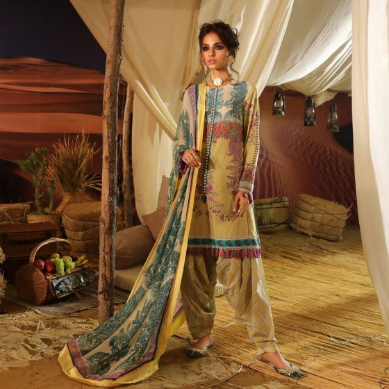 Sana Safinaz Mahay Collection'19 H191-004A