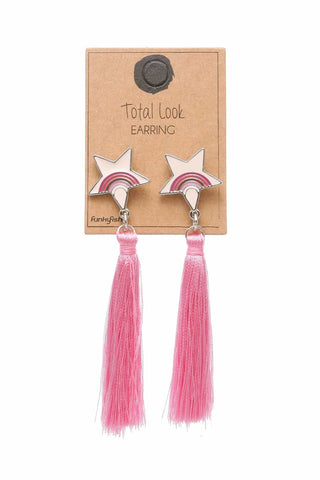 Tassel earrings | Funky Fish