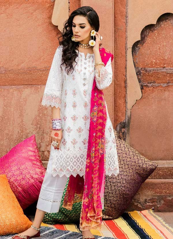 Iznik Festive Collection'19 ICB-01 SAFAID MOTI (3PC)