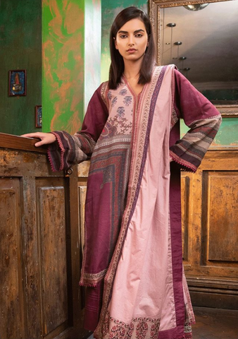 Sobia Nazir Winter Collection'19 PRODUCT CODE: W19-5B