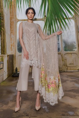 Sobia Nazir Luxury Lawn'19 PRODUCT CODE: L19-3B