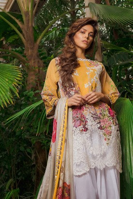 Sobia Nazir Luxury Lawn Collection'19 PRODUCT CODE: L19-9A