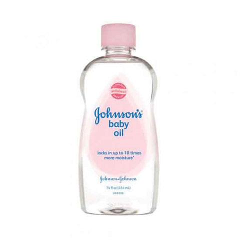 JOHNSON'S BABY OIL 100 ML