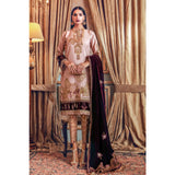 Gul-Ahmed Maahru Collection 3 PC Hand Embroidered PRW-07 SKU# W-FB-PWM-20-227724