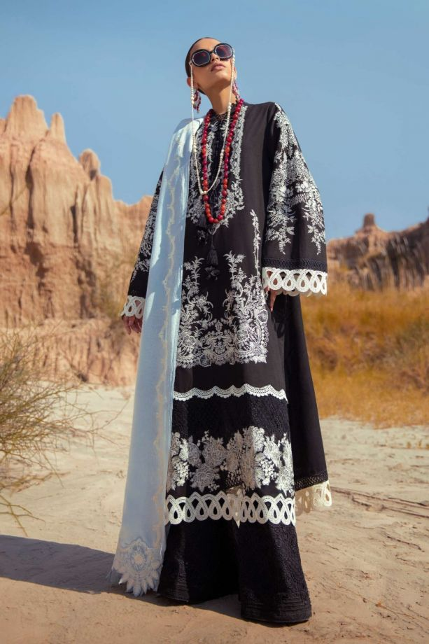 Sana Safinaz Winter Shwal Collection'20 SKU # S201-004A-CP