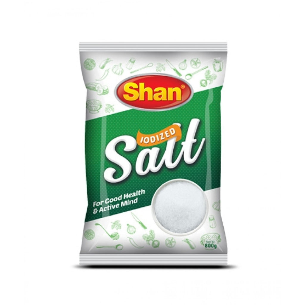 SHAN IODIZED SALT 800GM
