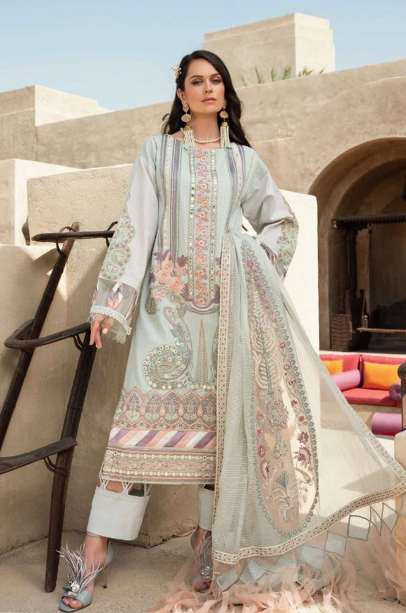 Shiza Hassan Luxury Lawn Collection'21