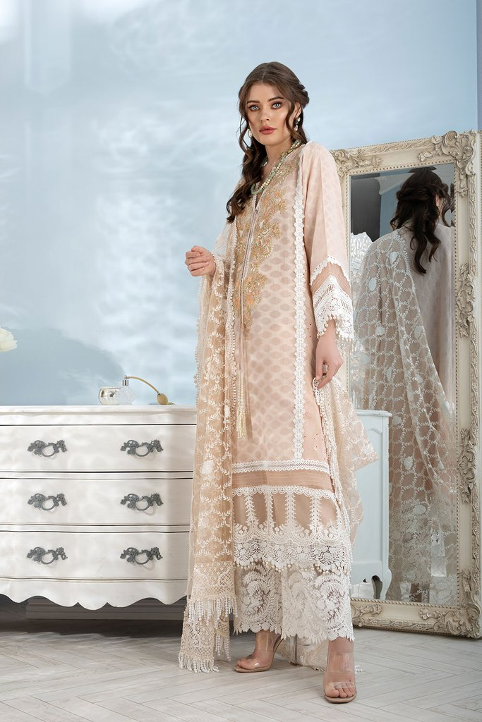 Sobia Nazir Luxury Lawn Collection'21