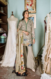 Cross Stitch SUNSET BOULEVARD-KHADDAR & LINEN '19 MELLOW BUFF