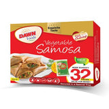 DAWN VEGETABLE SAMOSA (VALUE PACK) WEIGHT(GRAMS): 480