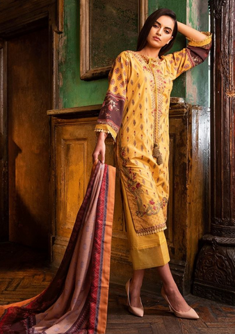 Sobia Nazir Winter Collection'19 PRODUCT CODE: W19-1B