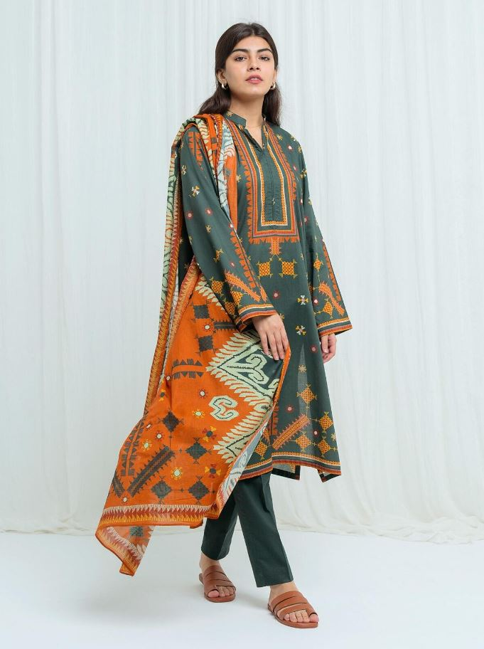 BeechTree Eid Collection'20 CLASSICAL CARFT - 2 Piece