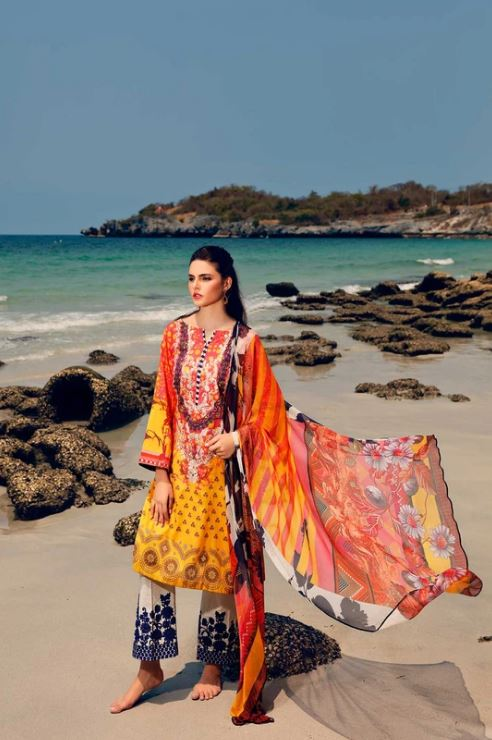 Charizma Narznji Vol-3 Collection'20 SUMMER VIBE CN-68