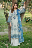 Motifz EMBROIDERED Lawn'20  2455-QUILL-GREY